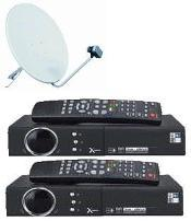 "best deals on FTA "" Free To Air"" receivers, International, FTA dual package systems"