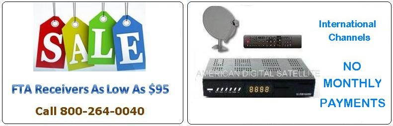 Iranian Persian FTA Free To Air Satellite TV - American